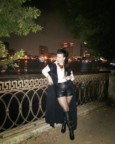 Ирина Юртова, Cairo