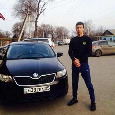 Даурен Сандыбаев