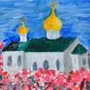 Храм апостола Фомы в селе Цветочное