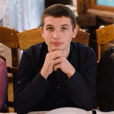Міша Баран, Стебник