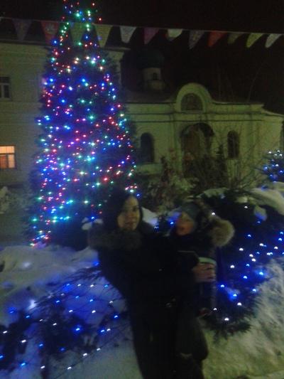 Yulia Gosteva, Belgorod