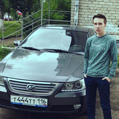 Зульфат Ильясов, Казань