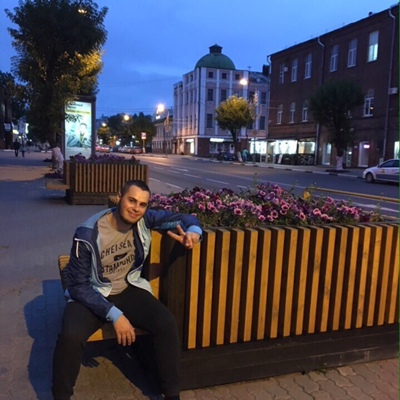 Антон Сахаров, Вологда
