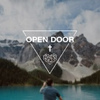 OPEN door †