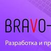 Создание сайтов в Крыму, России bravo-master.ru