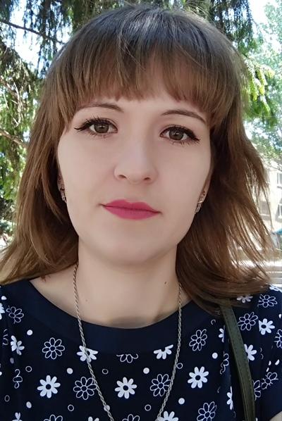 Таня Шегеда, Первомайск