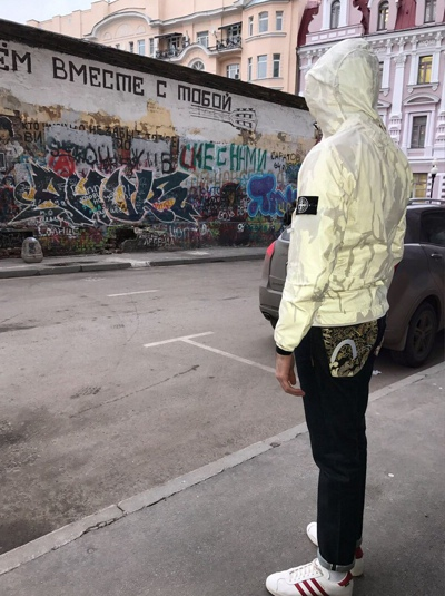 Daniil Khilfigerov, Saint Petersburg