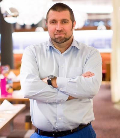 Дмитрий Потапенко, Москва