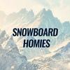 SNOWBOARD HOMIES (Сноуборд сообщество)