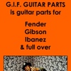 Гитарная фурнитура G.I.F. guitar parts®