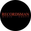 RECORDSMAN - печать дисков и упаковки