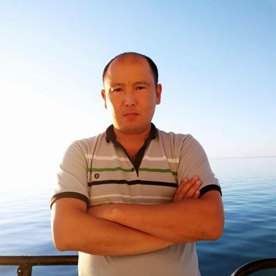 Берик Пшенаев, Алматы