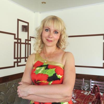 Марина Савицкая, Вольнянск