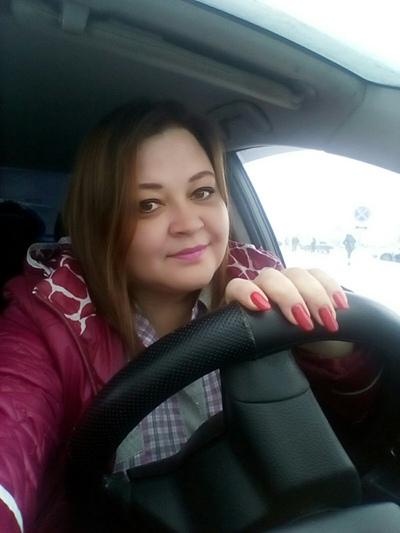 Oksana Shelemetyeva, Tyumen