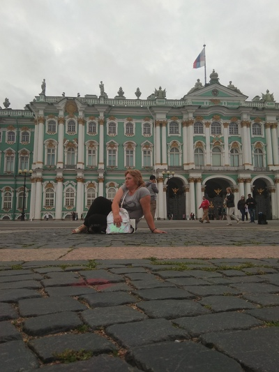Наталья Скороденок, Калининград