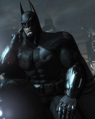 Bruce Wayne, Gotham
