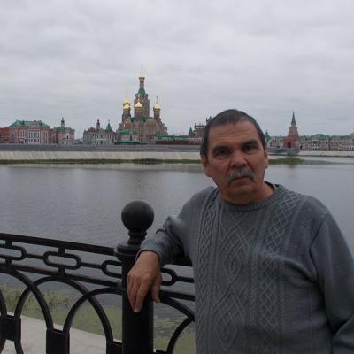 Сергей Пидыбаев, Береславка