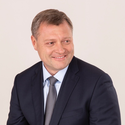 Игорь Бабушкин, Астрахань