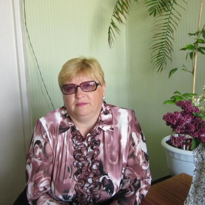 Валентина Рябинина, Балашов