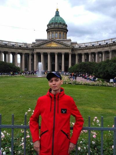 Александр Макеев, Санкт-Петербург