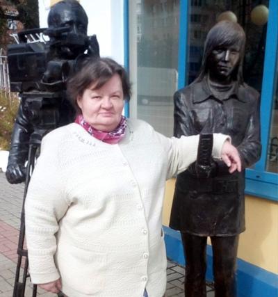 Елена Дьяченко, Луганск