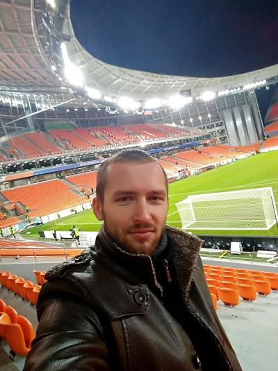 Дмитрий Юрин, Сочи