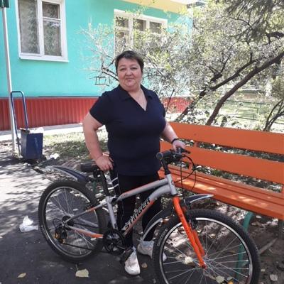 Татьяна Нестерова, Заинск