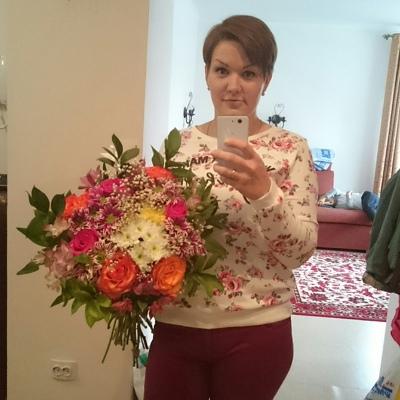 Елена Забловская, Ялуторовск