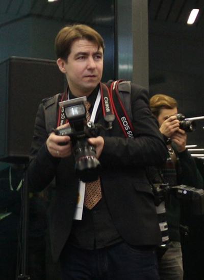 Сергей Дмитриев, Калининград