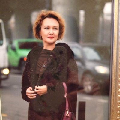 Наталия Колесникова, Москва