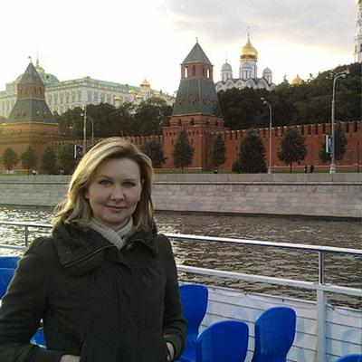 Елена Денисенко, Москва