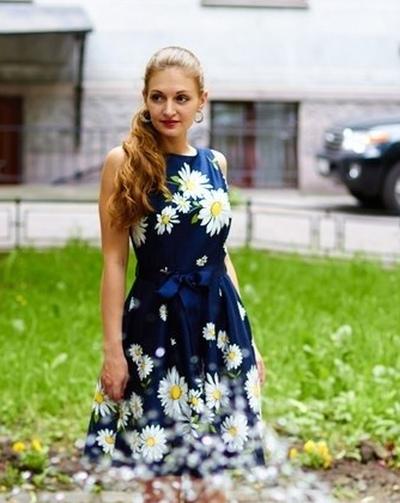 Татьяна Нечитайло, Санкт-Петербург