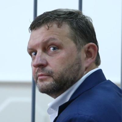 Никита Белых, Киров