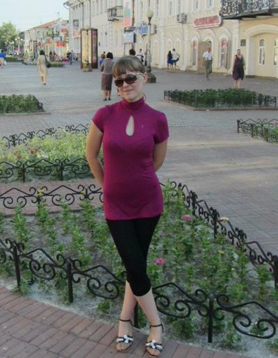 Аня Чурсина, Улан-Удэ