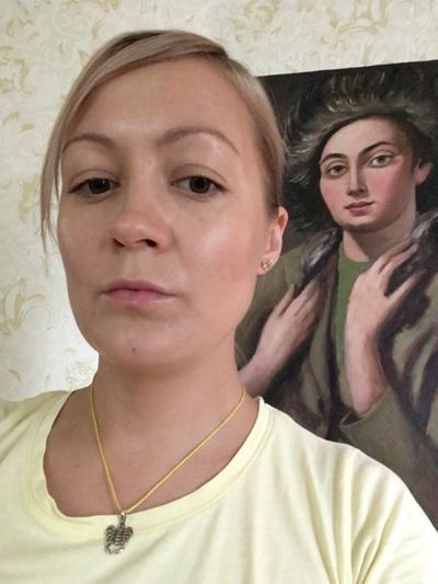 Marina Ganina, Санкт-Петербург