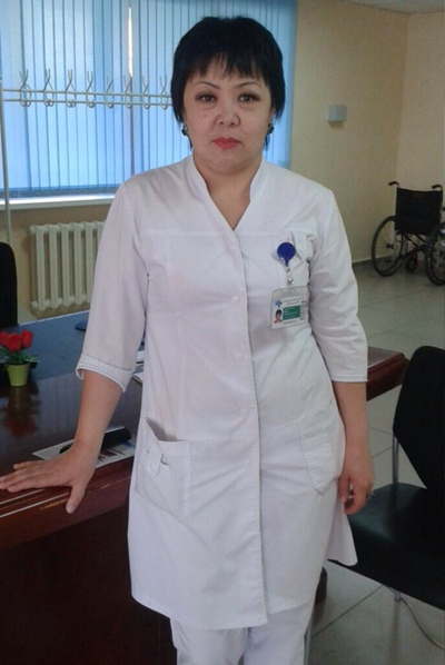 Maira Berdibekova