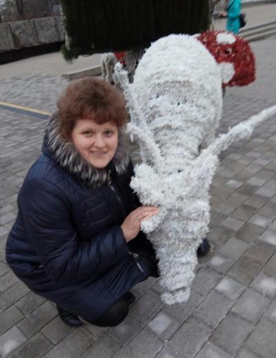 Лариса Синеговская