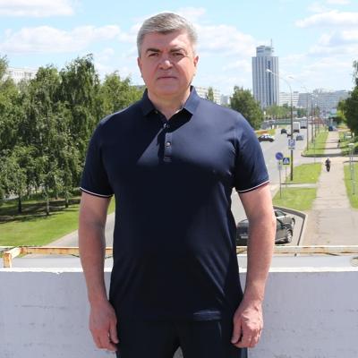 Nail Magdeev, Naberezhnye Chelny