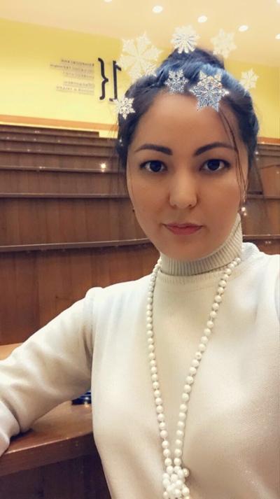 Жадыра Имангалиева, Алматы