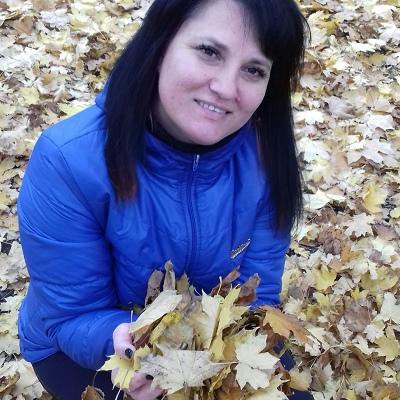 Оксана Тулива-Зеленская, Кривой Рог