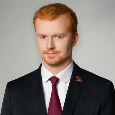 Денис Парфёнов, Москва