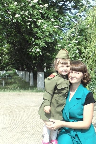 Маргарита Костенко, Луганск