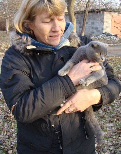 Елена Шарапова, Лисичанск