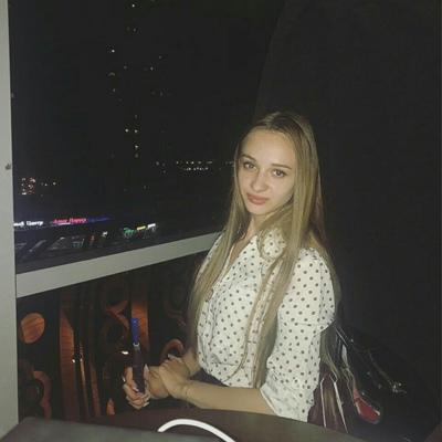 Анастасия Кравц, Новокузнецк