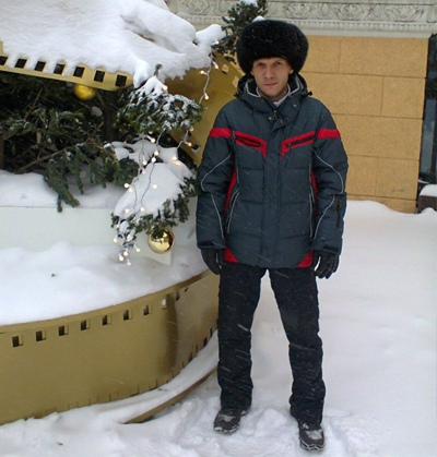 Сергей Онищенко, Новосибирск