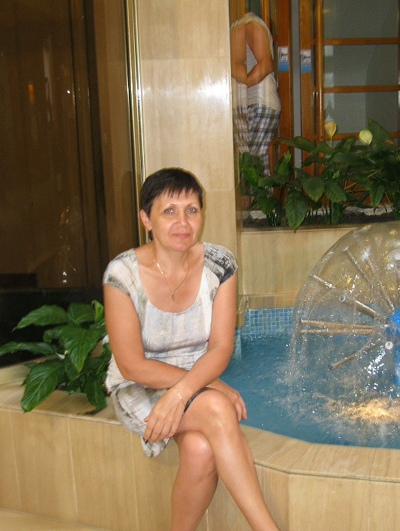 Наталия Никитина, Чапаевск