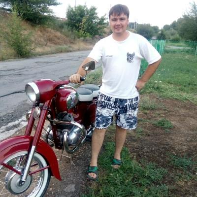 Алексей Чалов, Кривой Рог