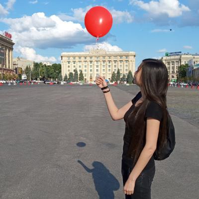 Катя Пономаренко, Харьков