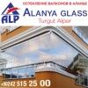 Остекление балконов и лоджий в Алании Турция