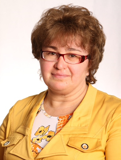 Марина Балюнова